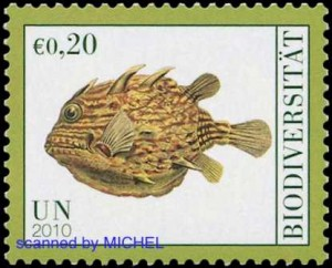 Ernst-Haeckel-Briefmarke 2006