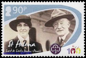 Lord-and-Lady-Baden-Powell-Briefmarke