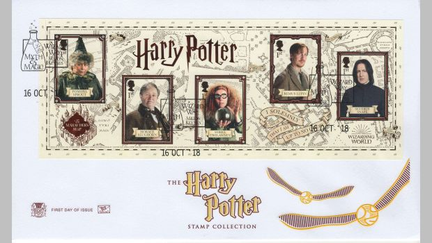 Harry Potter FDC