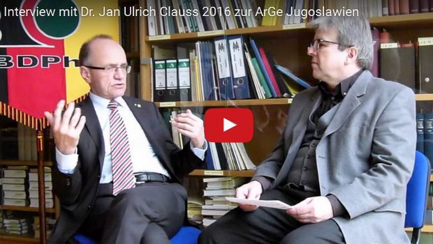 Video-Interview: ein Jugoslawien, zehn Sammelgebiete