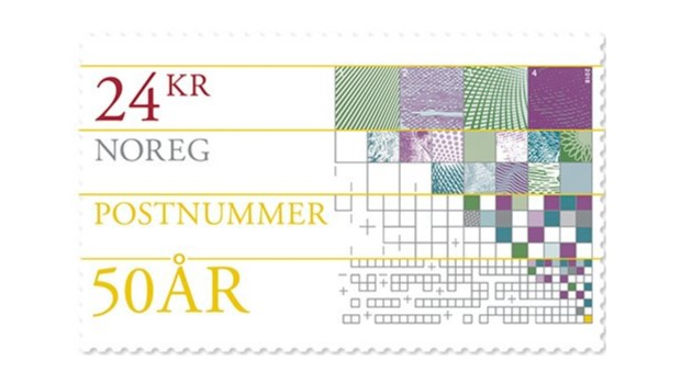 Tag der Briefmarke 2018 in Norwegen